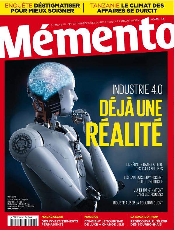 Memento Mars 2019 -industrie réunion