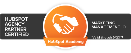 certificat Agence_Inbound_Marketing_Hubspot_Reunion_974