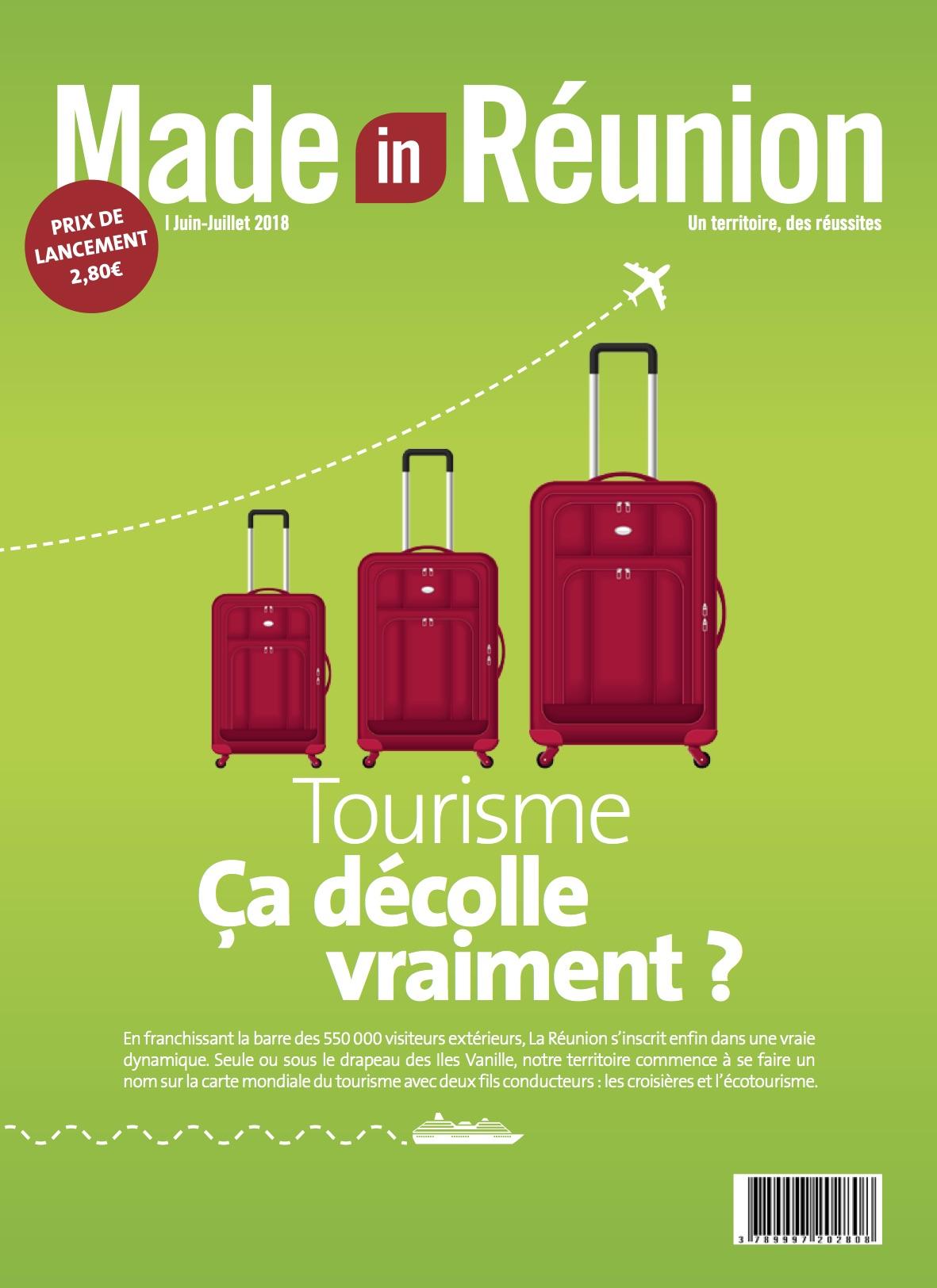 Made In Réunion- Social Selling-Juillet-Août 2018