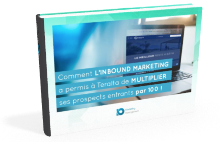 etude de cas BTP Industrie Teralta inbound marketing