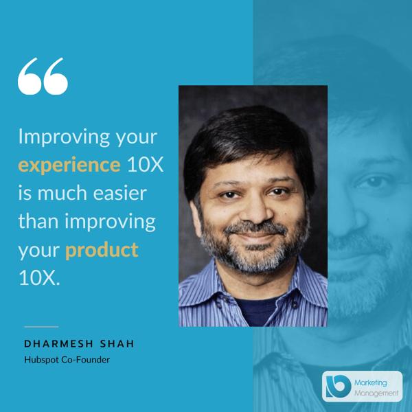 experience client dharmesh shah